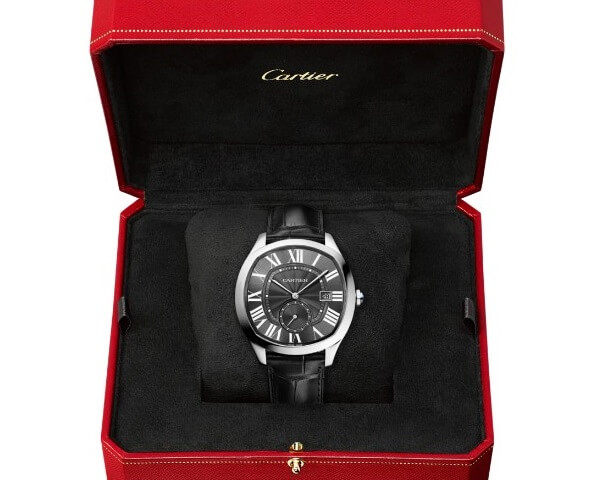 Часы Drive de Cartier Small Second