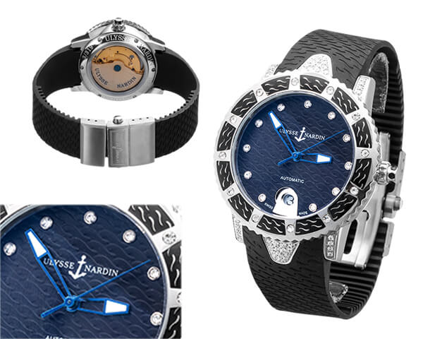 Женские часы Ulysse Nardin  №MX3402