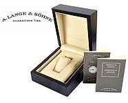 Коробка для часов A.Lange & Sohne Модель №83