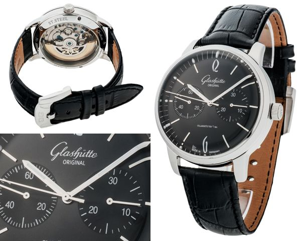 Копия часов Glashutte Original  №N1630