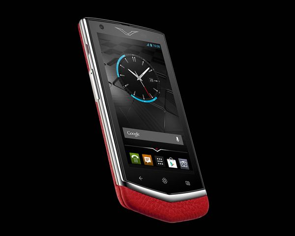 Смартфон Vertu  Constellation V Red