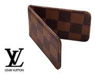 Зажим для денег Louis Vuitton Модель Z0017