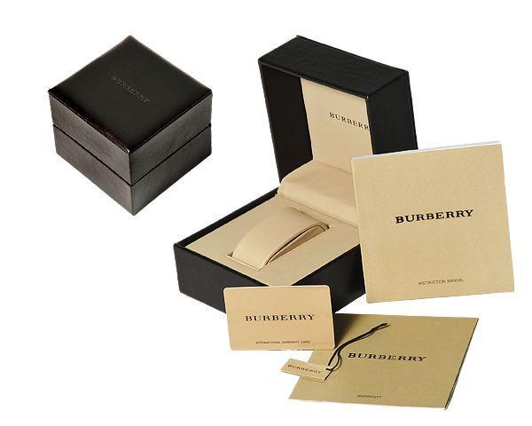 Коробка для часов Burberry  №40
