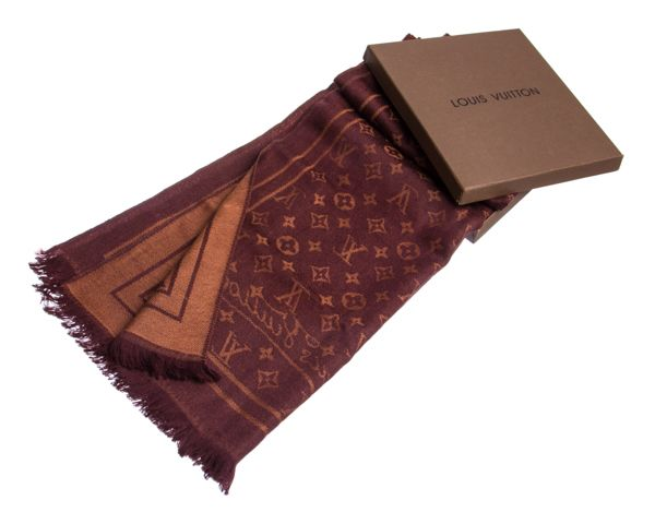 Шарф Louis Vuitton  №K002