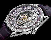 Наручные часы с корпусами, инкрустированными кубическим цирконом /кристаллами Swarovski: эффектно, блестяще, узнаваемо