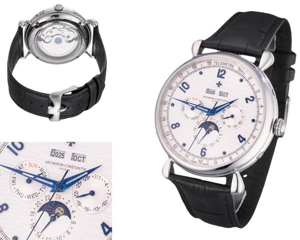 Мужские часы Vacheron Constantin  №MX3526