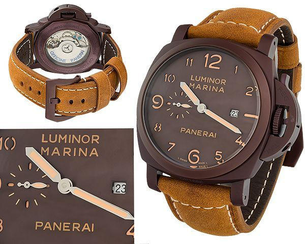часы panerai luminor officine panerai эти привычки