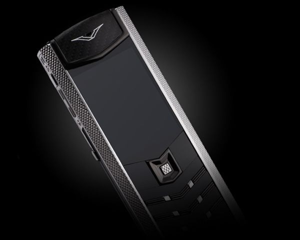 Vertu  Signature S Design for Bentley