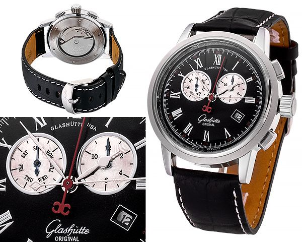Копия часов Glashutte Original  №MX3040
