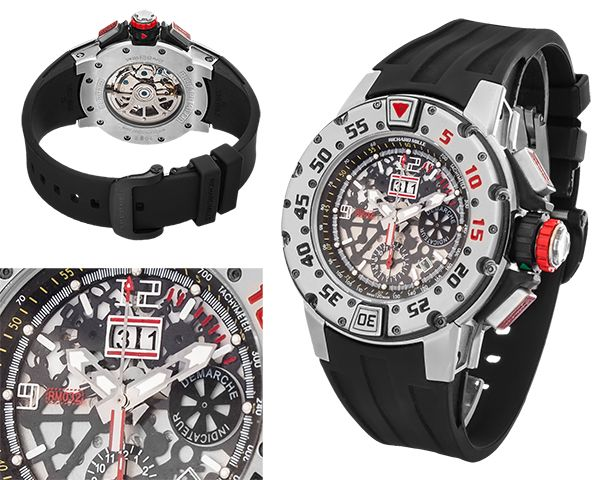 Копия часов Richard Mille  №MX3287