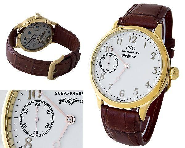 Часы IWC Купить копии часов IWC дешево Мужские и