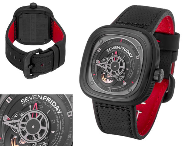Копия часов Sevenfriday  №MX3462