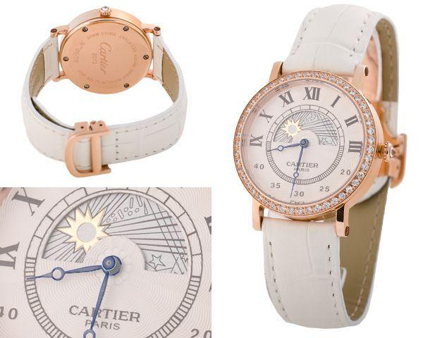 Швейцарские часы Cartier, оригинальные часы Cartier