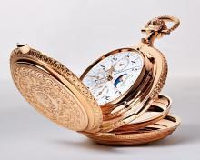 Карманные часы: винтажность на современный лад