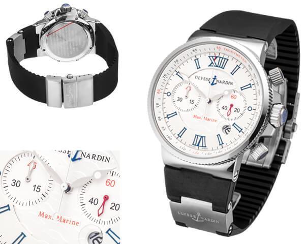 Мужские часы Ulysse Nardin  №MX3611
