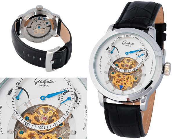 Копия часов Glashütte Original  №MX0385
