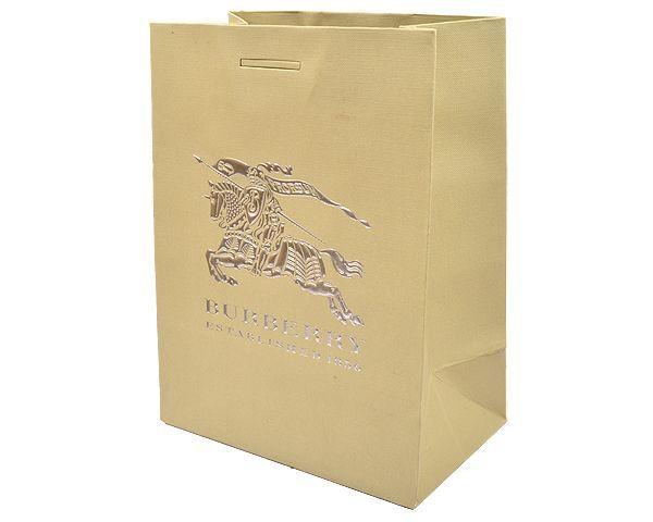 Брендовый пакет Burberry  №1010