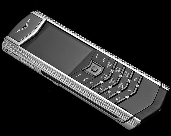 Vertu  Signature S Design Clous De Paris