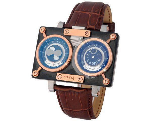 b23f28c7947d Часовой бренд MB&F (МБ&Ф)