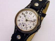 Антикварные старинные наручные часы