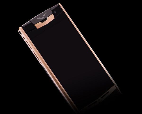 Смартфон Vertu  Signature Touch Pure Red Gold