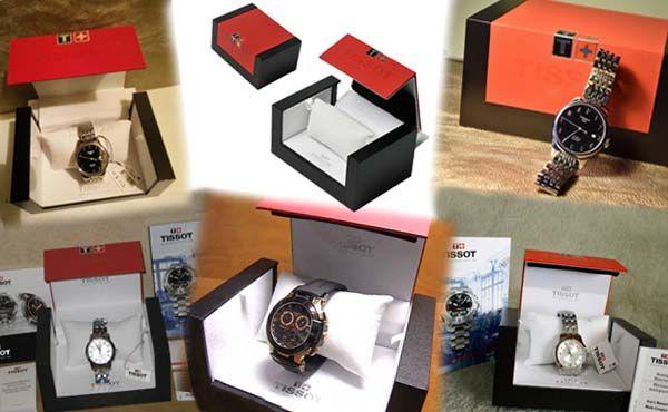 Скринька для годинника від Tissot