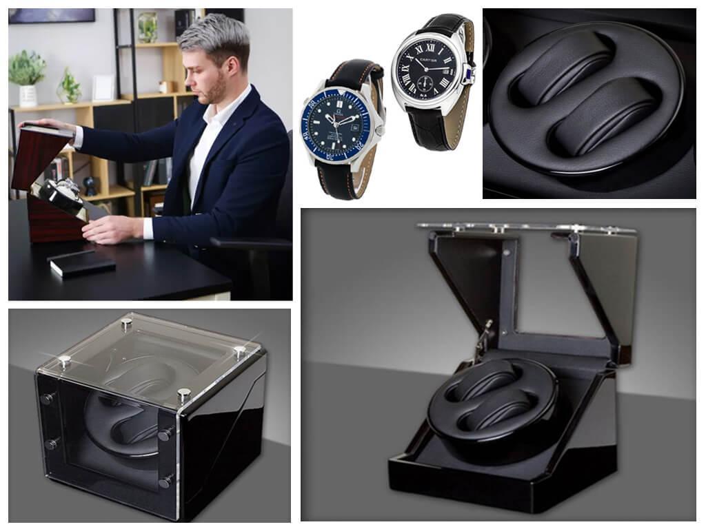 брендовая коробка для часов