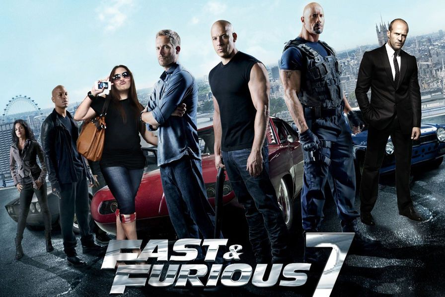 Форсаж-7 (The Fast and the Furious 7)