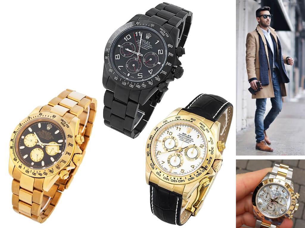 разновидности часов rolex daytona