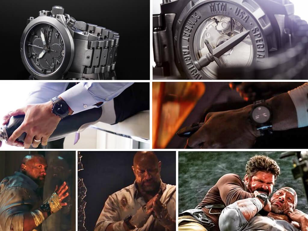 Часы из фильма небоскрёб