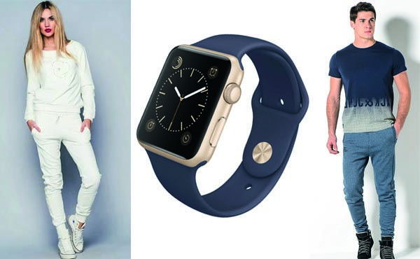 Унисекс часы Apple Watch