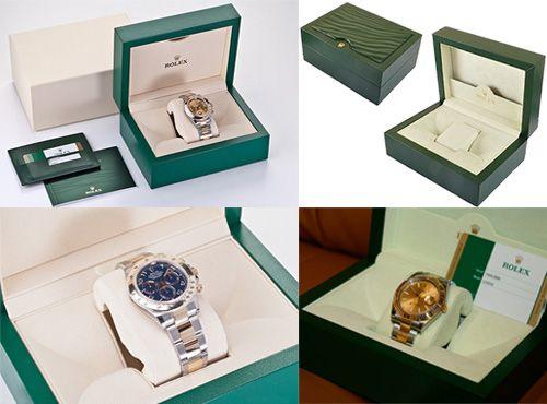 Скринька для годинника від Ролекс