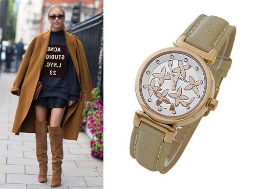 Купить прямоугольные часы часы луи витон