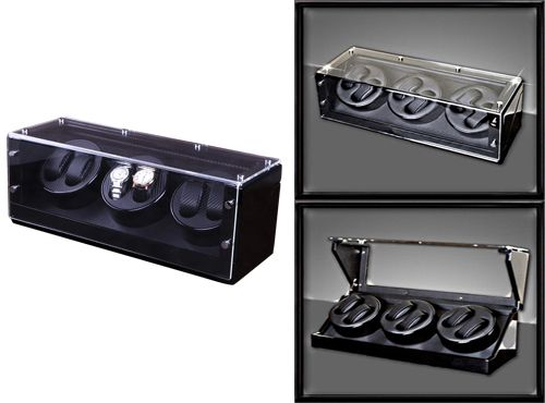 Тайммувер для автоподзавода часов Watch Winder