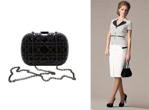 a40c702f1422 Кожаный клатч женский Christian Dior. Чаще всего оригинал дамской  миниатюрной сумки Диор ...