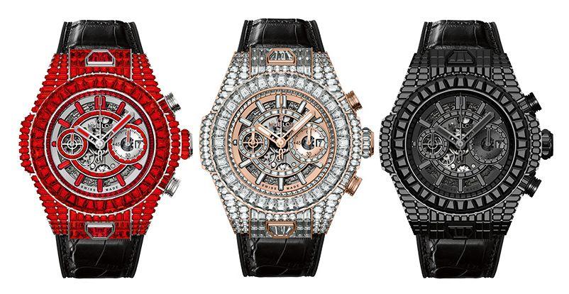 Часы колекции Big Bang