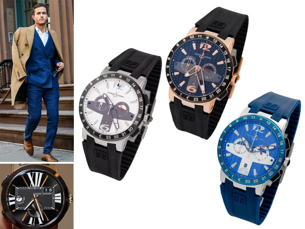 Часы мужские Ulysse Nardin Executive