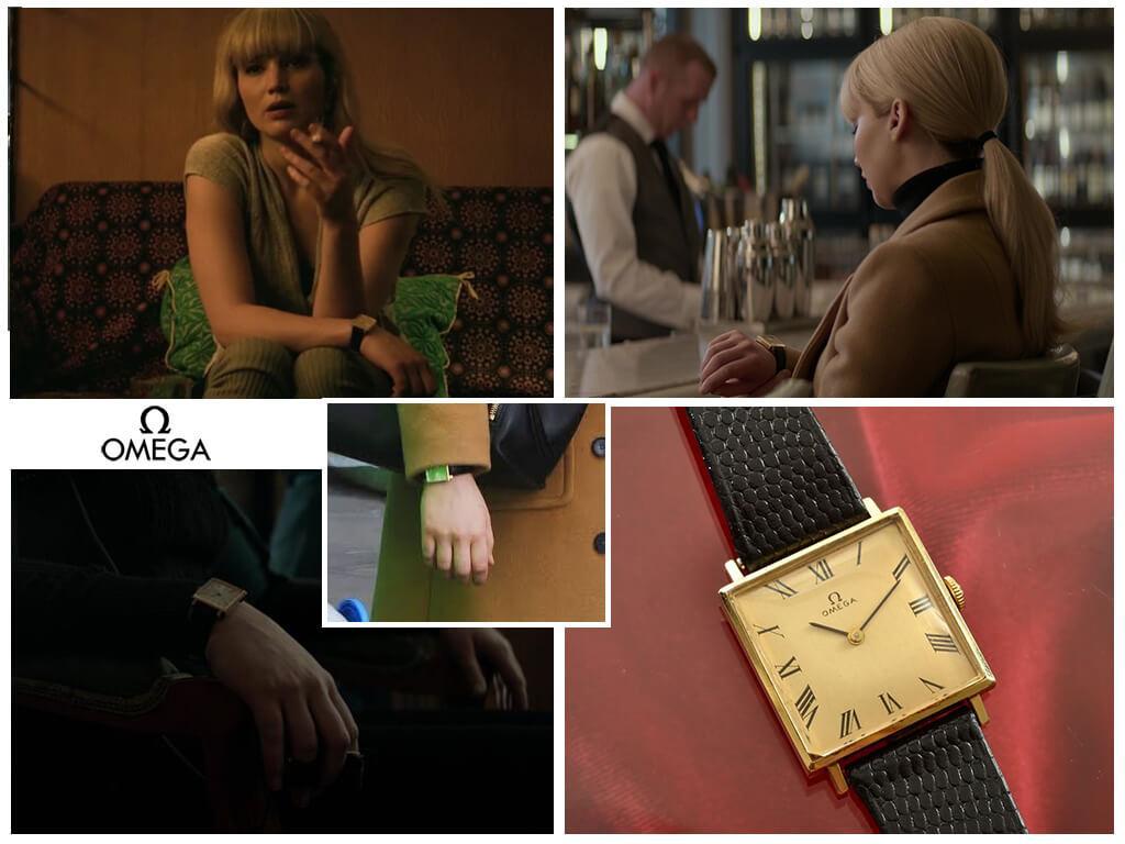 Часы омега из фильма красная бабочка