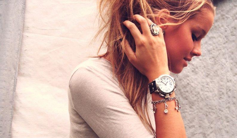 Часы для девушки советы стилисты