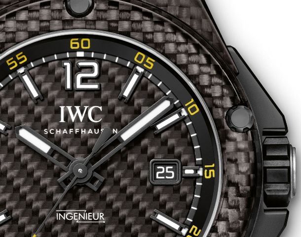Часы IWC Ingenieur Carbon