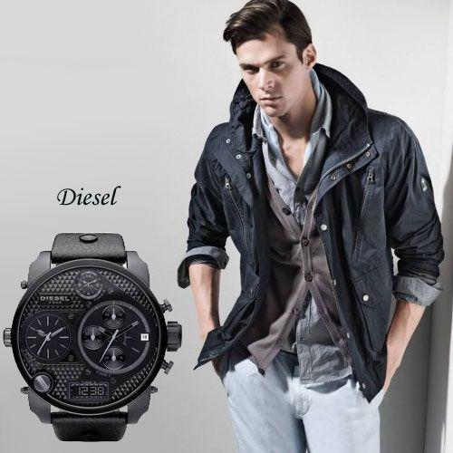 Мужские часы Дизель