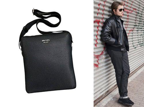 74bfda32aa2e Мужские сумки Prada: купить сумку Прада для мужчины в магазине Имидж