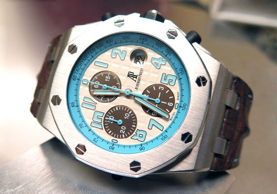 Наручные часы Piguet Royal Oak Offshore Montauk Highway