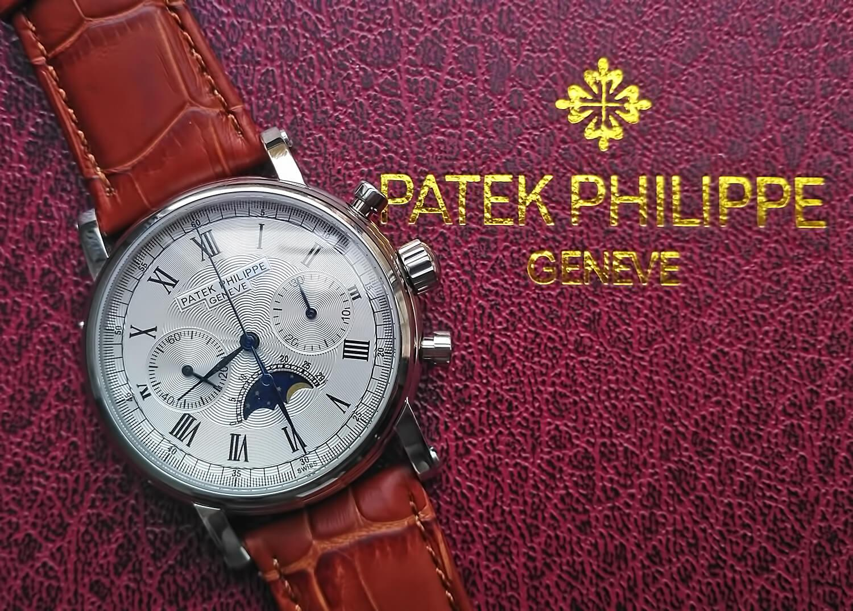 Реплики мужских часов patek philippe реплика