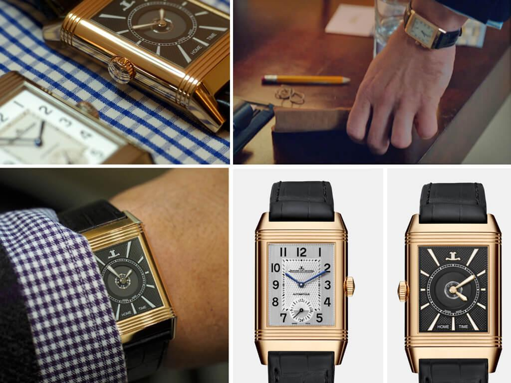 Часы Jaeger-LeCoultre Reverso Classic Large Duo