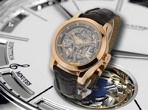 Jaeger-LeCoultre Master Minute Repeater (Жежер-Лекультр Мастер Минут Репетир)