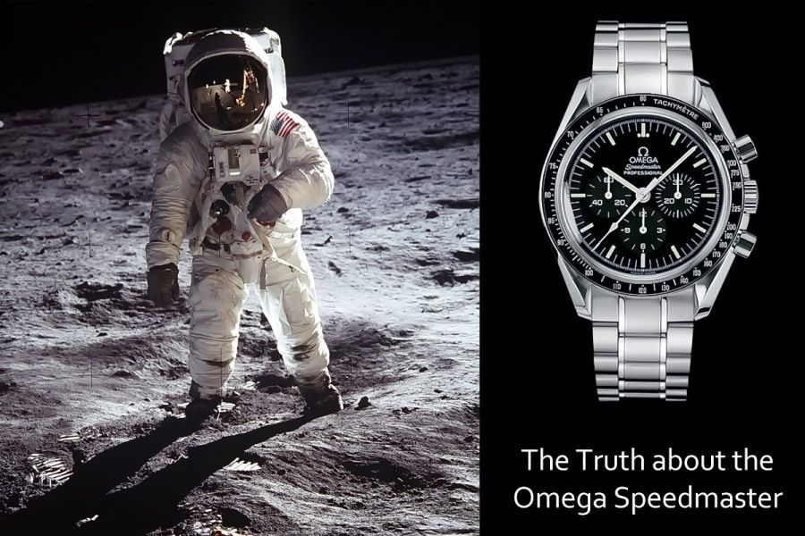 Omega Speedmaster Professional: The Moon Watch