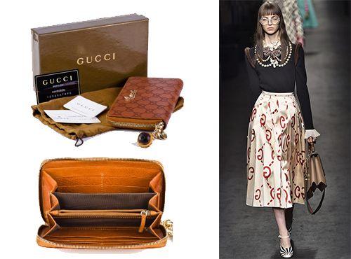 eacebc17e405 Кошельки/портмоне пол: женские Gucci: купить кошельки/портмоне Гуччи ...