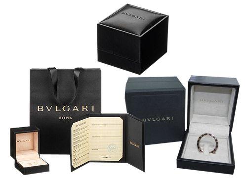 упаковка bvlgari