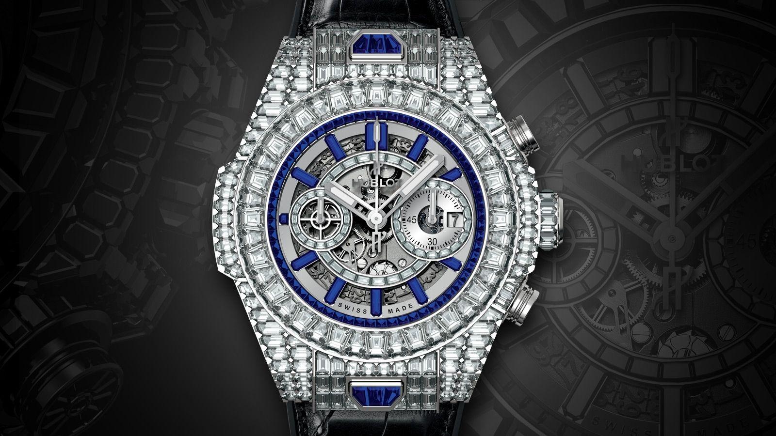 Часы hublot стоимость самые дорогие